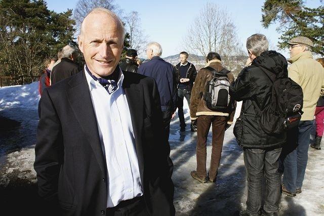 Christian Ringnes ønsker å gi en skulptur- og kulturminnepark på Ekeberg i gave til Oslo kommune. Rammen på gaven er på 300 millioner kroner. Planforslaget ligger nå ute på høring.