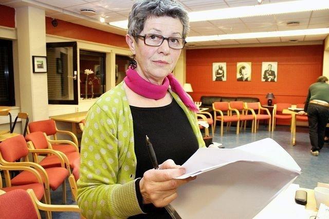 BU-politiker på Grorud, Maren Rismyhr.