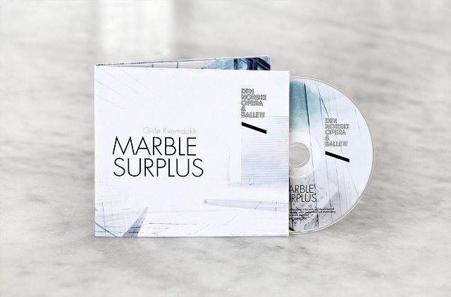Skraping, gnissing og knusing av marmor er blitt til musikk.