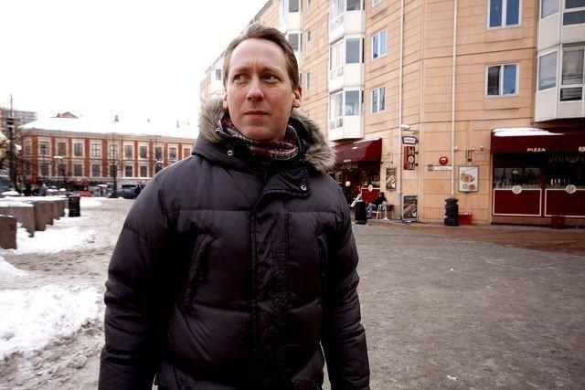BU-leder Hans Christian Lillehagen lar seg provosere av varaordfører Aud Kvalbeins uttalelser om eldresentre. Kvalbein avviser kritikken.