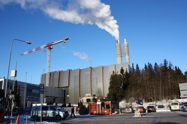 Vond lukt brer seg nå fra Forbrenningsanlegget på Klemetsrud etter havari på begge ovnslinjene.