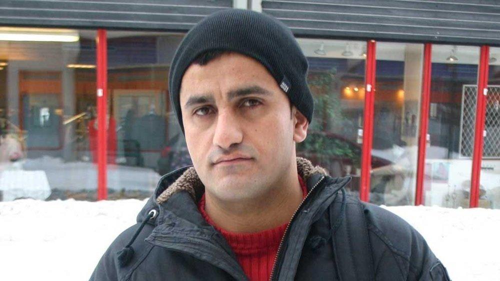 SENDES UT: Ali Sarhan Arif var i full jobb og i gang med etterutdanning da han fikk beskjed om at han skal sendes ut av landet.