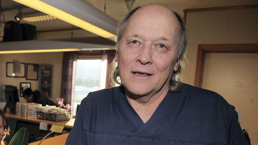 KREFTPASIENT: For halvannet år siden fikk veterinær Martin Kaldahl diagnosen prostatakreft. Siden den gang har det vært mye fram og tilbake, og han er slett ikke fornøyd med sitt møte med helsevesneet. Selv om kreftbehandlinga han har fått har vært god.