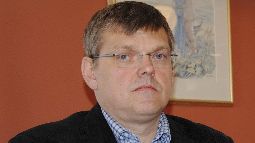 UTE: Varaordfører Kjell Sverre Jakobsen er uønsket i sitt eget parti etter at ei alternativ valgliste kom for dagen.