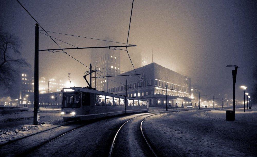 I 90 år har Oslo kameraklubb fanget Oslo med linse. Hele denne uken feirer de med å inspirere til fotoglede.