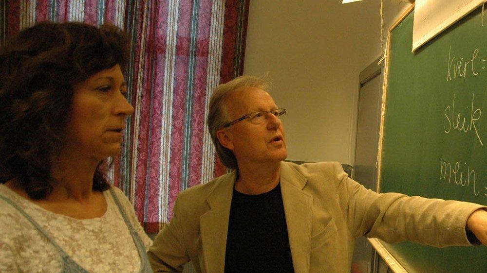 Ane-Lin Strømholm og Erling Petersen ønsker ikke sidemålsundervisning i norsk skole. De får bred støtte av leserne på nett.