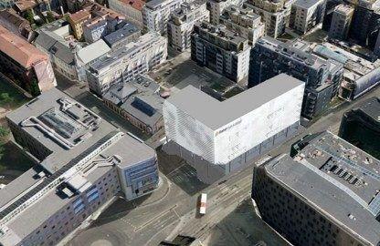 MOTSTAND: Statoil har planer om å bygge nytt kontor i Schweigaards gate 16, men det akter Rødt å få stanset.