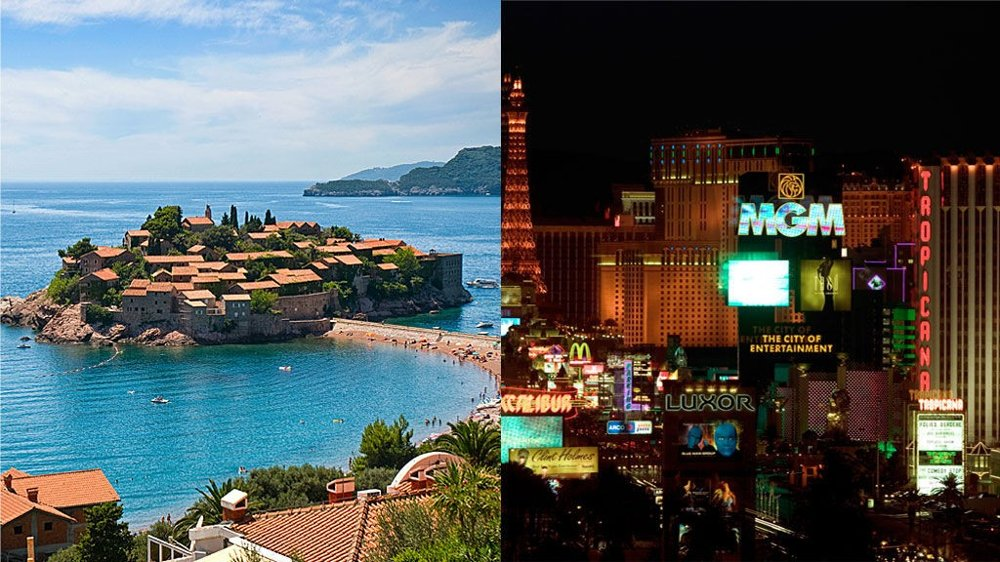 HIPT: Montenegro og Las Vegas er blandt stedene du burde dra til om du ønsker å oppleve noe nytt, ifølge direktør for e-handel i Expedia.