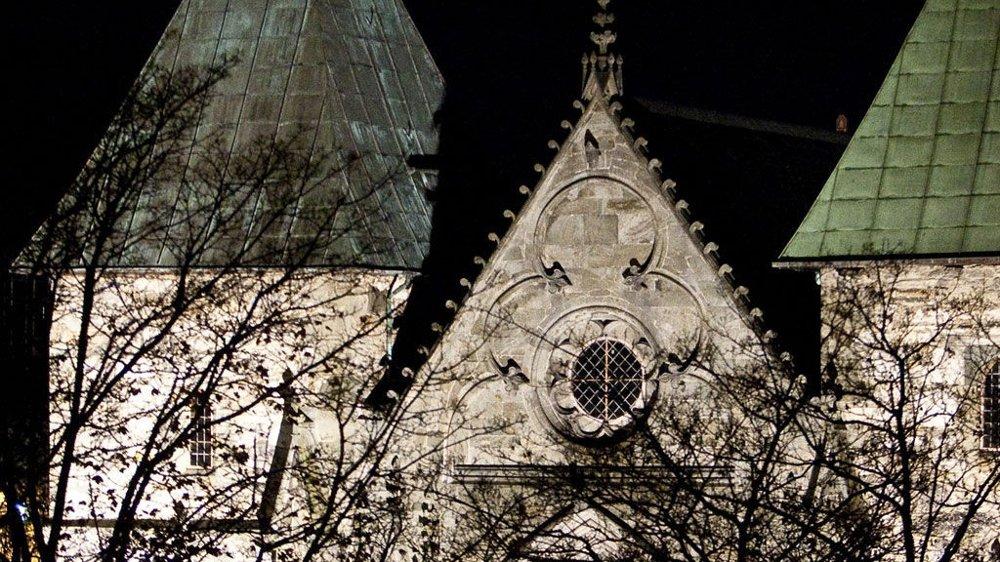 Den ene voldtekten skal ha skjedd ved Domkirken.