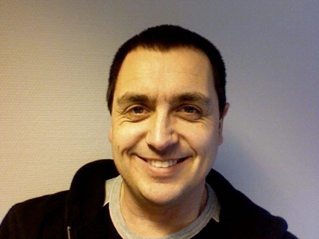 TONER NED: Kent Øystein Andersen fra Langerud angrer ikke på ordbruken i debattinnlegget «Drøm fra Disneyland», men sier han vil tone ned ordbruken i valgkampen.