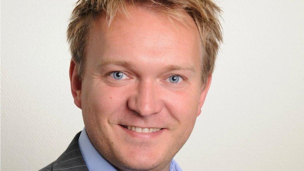 Karl Einar Martinsen, daglig leder i Applaud.