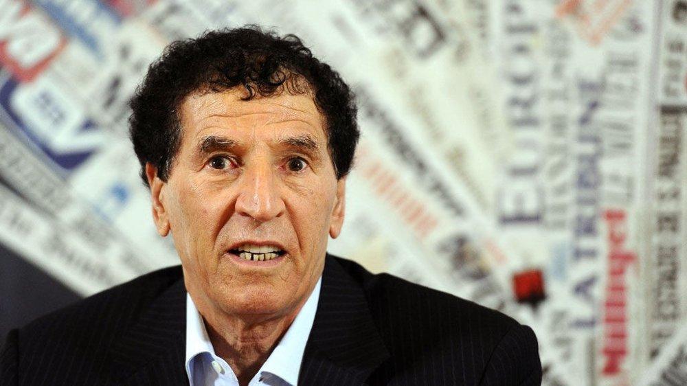 FLYKTET: Abdessalam Jalloud har flyktet til Italia og mener og vite hvor Gaddafi kan befinne seg.