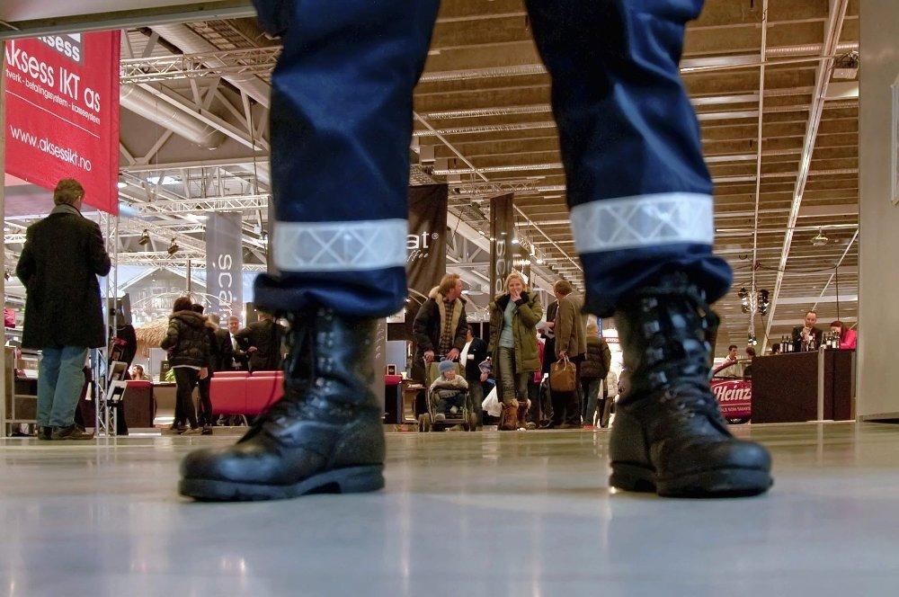 VEKTERE I BYEN: Byrådet har inngått samarbeid med G4S om byvakter i sentrum.