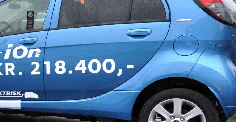 Citroëns lave priser på elektriske C-Zero skaper priskrig på elektriske biler.