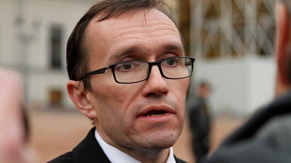 NY FORSVARSMINISTER: Espen Barth Eide ble utnevnt til ny forsvarsminister.