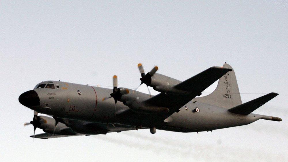 Det er et slikt Orion overvåkningfly som sendes til Somalia.