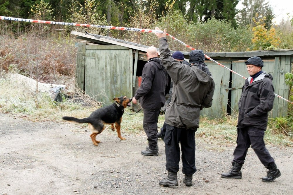 FUNNET: Hans Rickard Strømner ble funnet drept i Dølerudveien den 13. oktober i fjor.