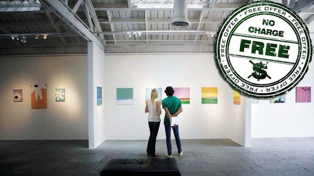 Mange museer har gratis inngang på enkelte dager og tider.