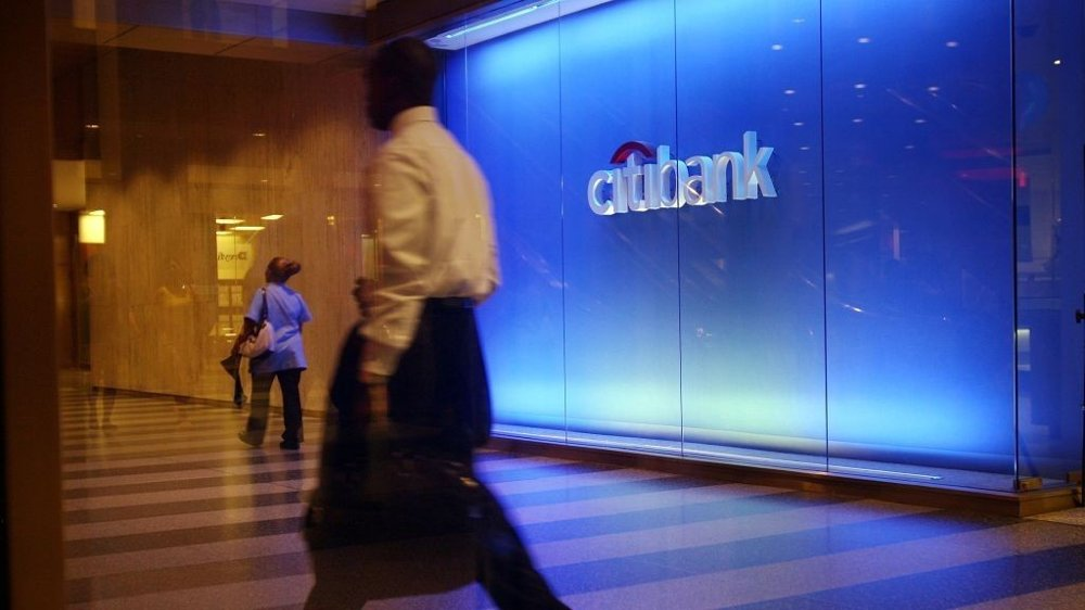 Citigroup Citibank Citi