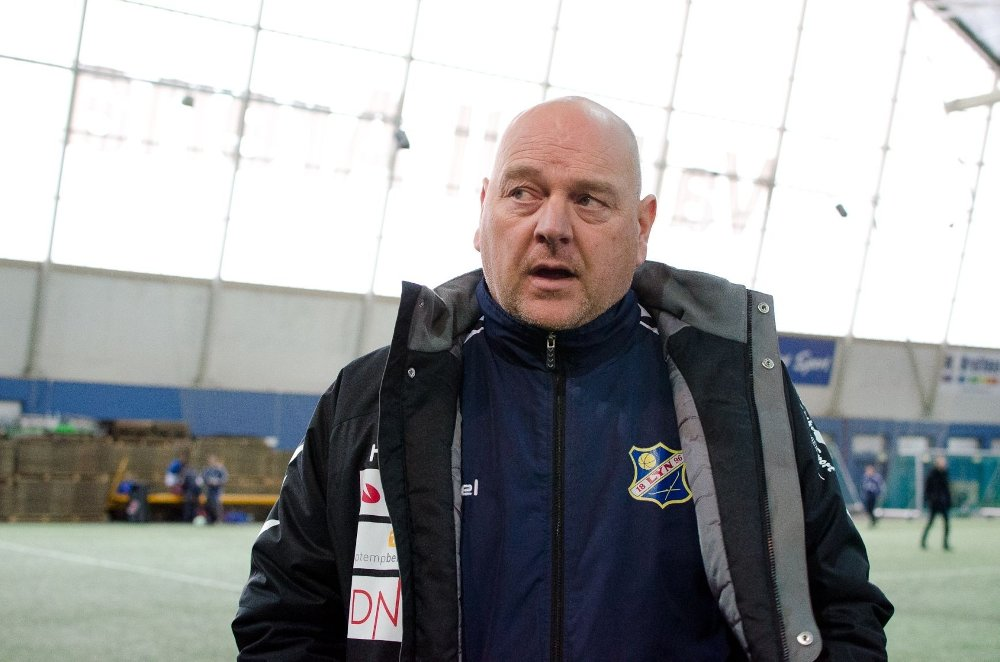 Trener Finn Bredo Olsen og Lyn håper nå å kunne forsterke et allerede sterkt mannskap med TUIL-spilleren Bjørn Lidin Hansen.