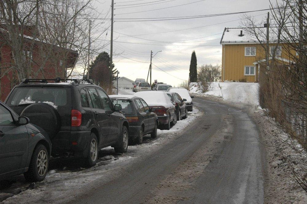 VITNER: Politiet vil gjerne komme i kontakt med vitner etter ranet på Oppsal. FOTO: NINA S. OLSEN