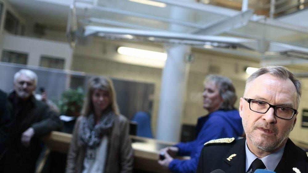 UTFORDRING: Oslos politimester Hans Sverre Sjøvold.