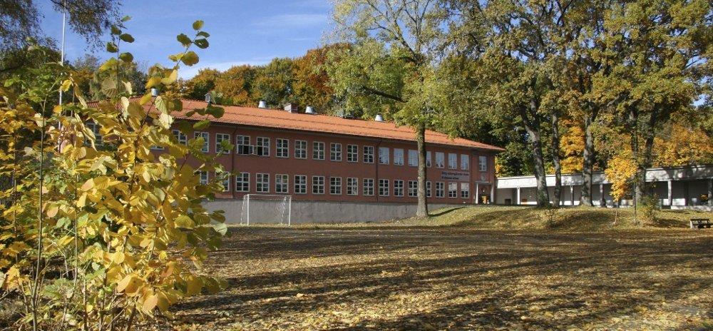 BERG: Planleggingen av den nye barneskolen er i gang. FOTO: Kristin Tufte Haga