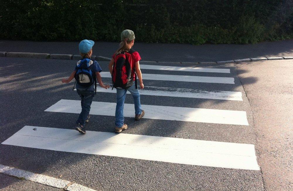 NYE SKOLEGRENSER: Har du et barn som skal begynne på skolen høsten 2014? Da kan det hende at det får en annen skolevei enn forventet.
