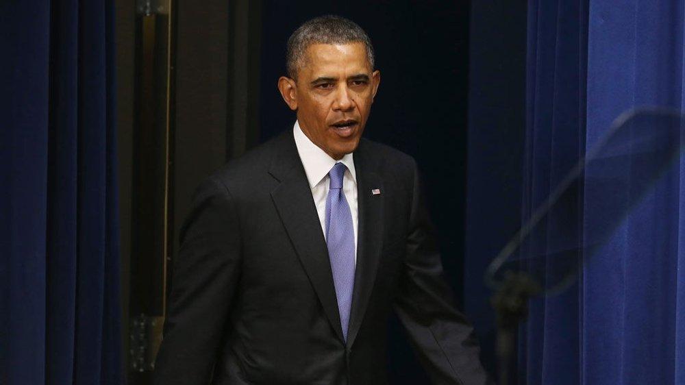 JUSTERER KURSEN: Som en del av Barack Obamas reform, skal det bli nødvendig med rettslig kjennelse før innhentede overvåkingsdata kan brukes.