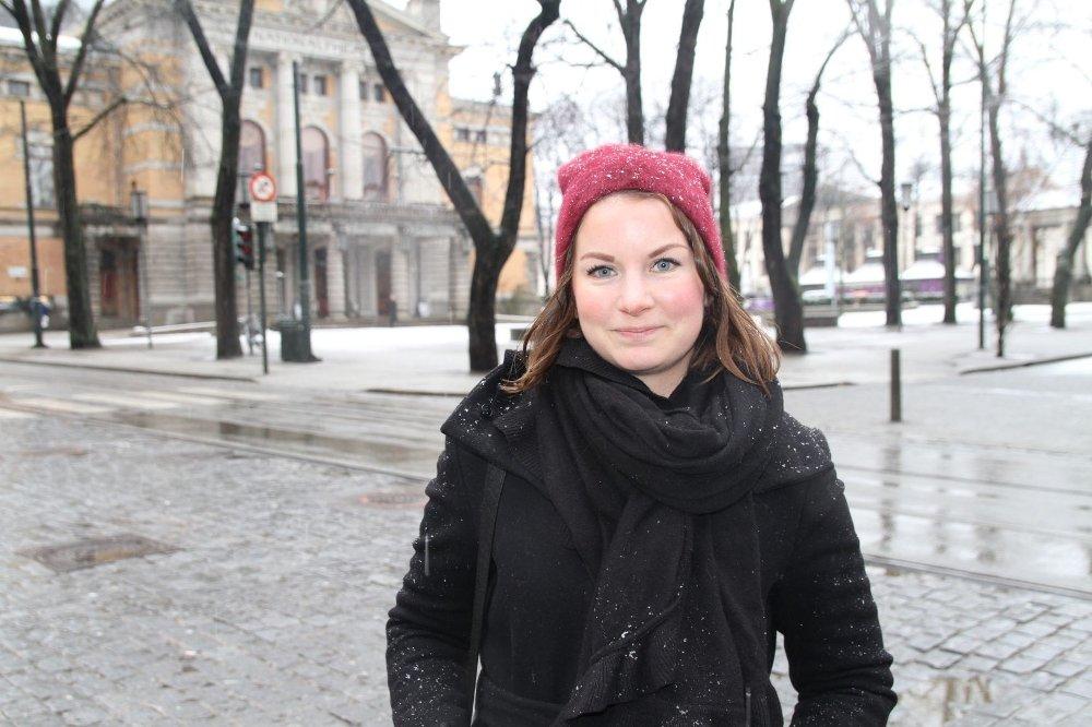 BEKYMRET: Bystyrerepresentant Ida Berg- Johnsen (H) er bekymret over andelen kvinner som ikke anmelder voldtekt, og reagerer i tillegg sterkt på at en fersk rapport avdekker at hele en av ti norske kvinner har blitt voldtatt.