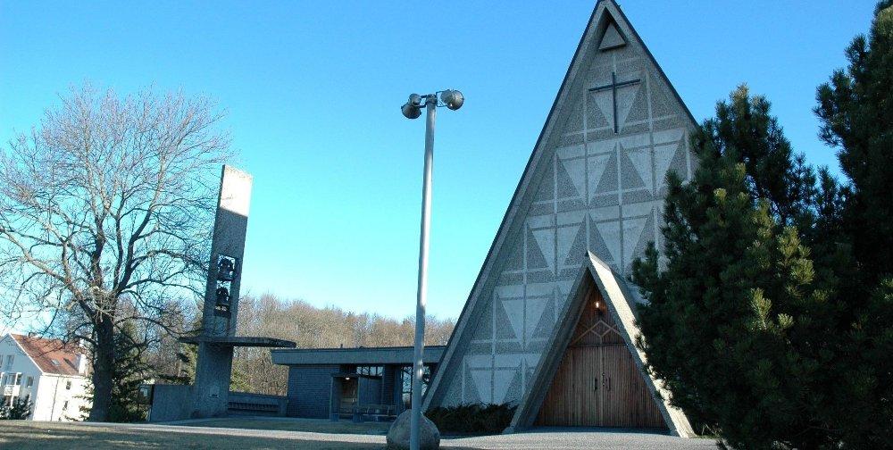 MOBILISERER NÆRMILJØET: Førstkommende søndag blir det mobiliseringsgudstjeneste i Bakkehaugen kirke.