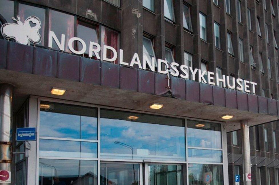 FÅR REFS FOR SEN BEHANDLING: Helsetilsynet mener tre kvinner fikk hjelp for sent da livmoren revnet under fødselen, blant annet her ved Nordlandssykehuset.