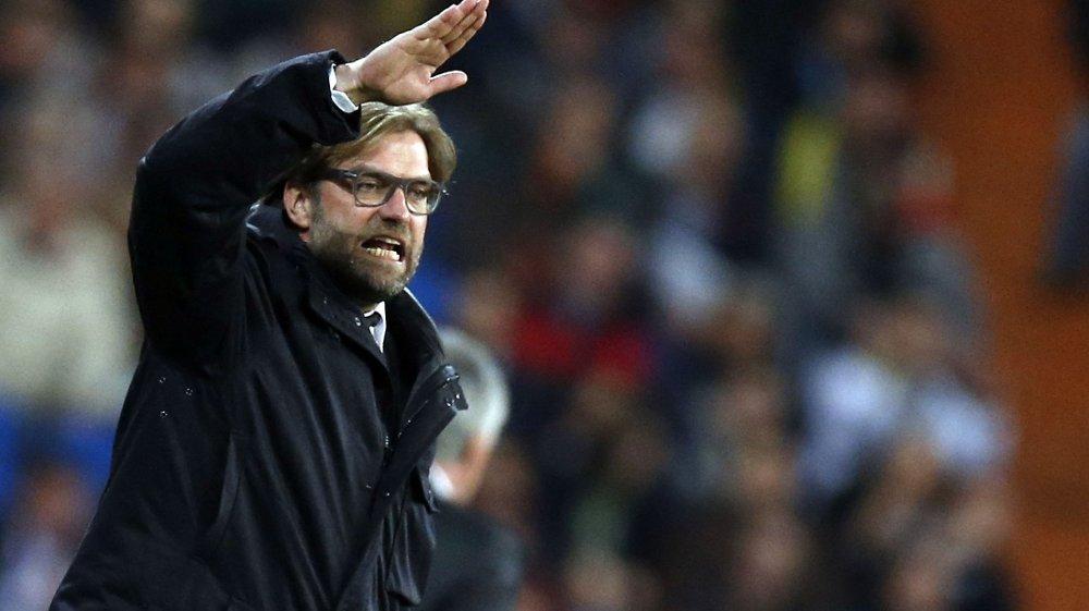 ETTERTRAKTET: Jürgen Klopp skal være ønsket av både Barcelona og Tottenham.