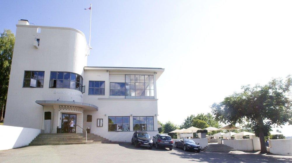 VASKET RENT FOR LITE: Mattilsynet kom på uanmeldt inspeksjon på Ekebergrestauranten mandag 7. april. Det skjedde etter meldinger om at gjester hadde blitt matforgiftet.