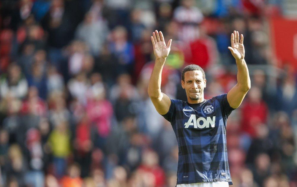 FARVEL: Rio Ferdinand tar farvel med Manchester United i et åpent brev på klubbens hjemmesider.