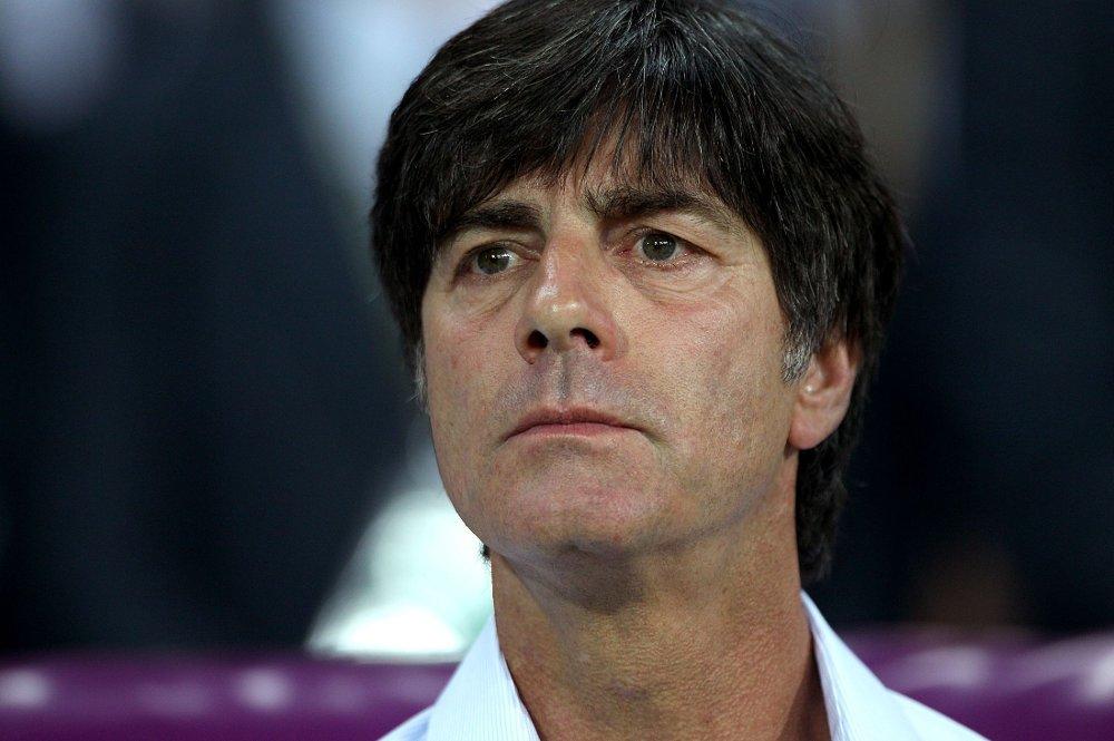 SKOTTLAND: Joachim Löw og Tyskland møter Skottland til EM-kvalifisering.