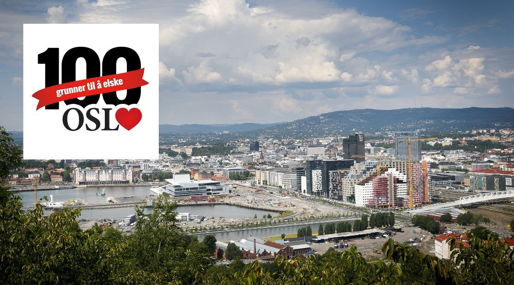 Hva er aller best med Oslo? Send oss dine innspill!