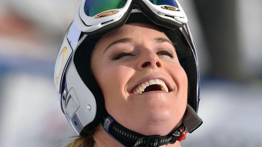 VANT IGJEN: Lindsey Vonn.