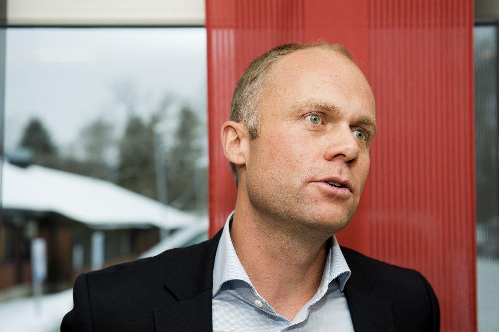 FLOPP FOR MENTALGURU: Erik Bertrand Larssen har ikke suksess på TV3.