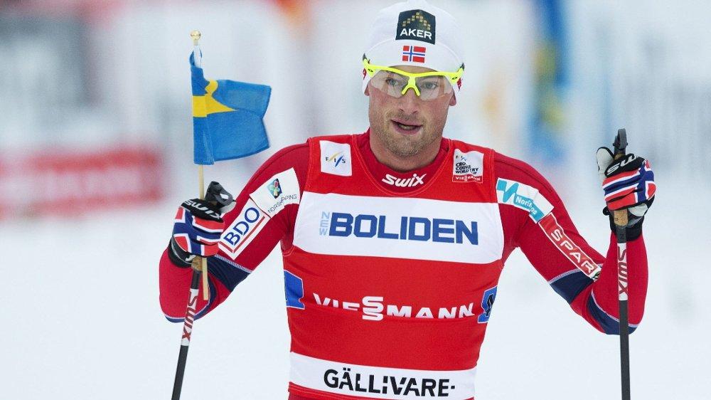 SNART PÅ SVENSK JORD: Og Petter Northug kan vente seg en het mottakelse, skal man tro de svenske langrennsjournalistene.