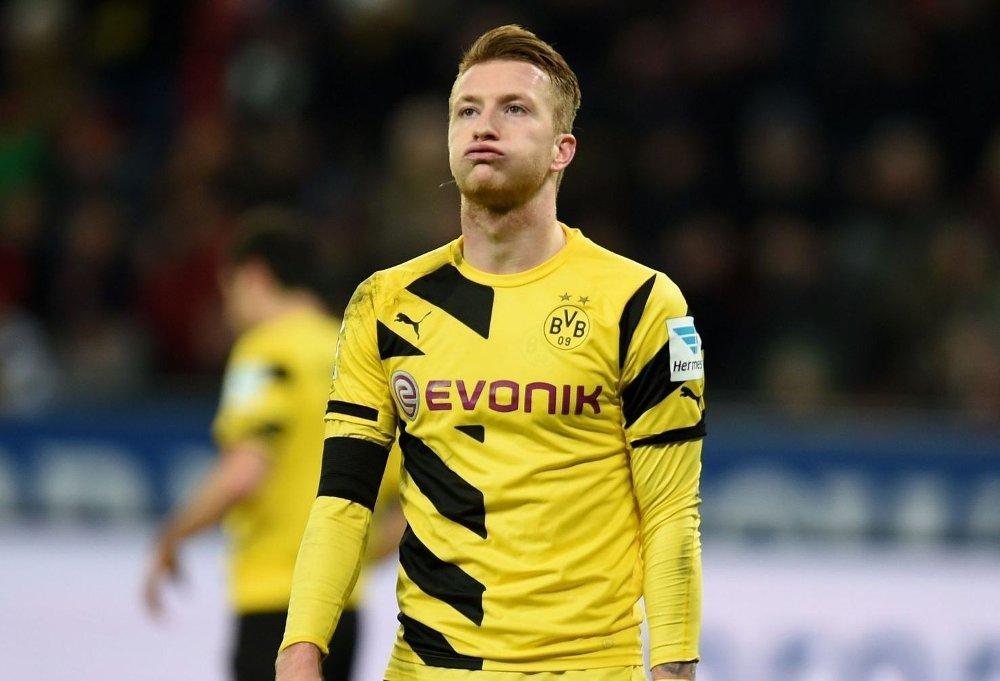 BLIR HAN? Marco Reus skal være nær en ny kontrakt med Borussia Dortmund.