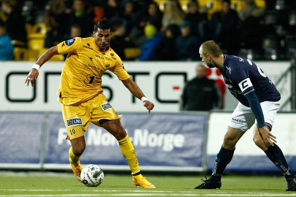 TIL KINA: Ibba Laajab skal spille fotball i Kina.