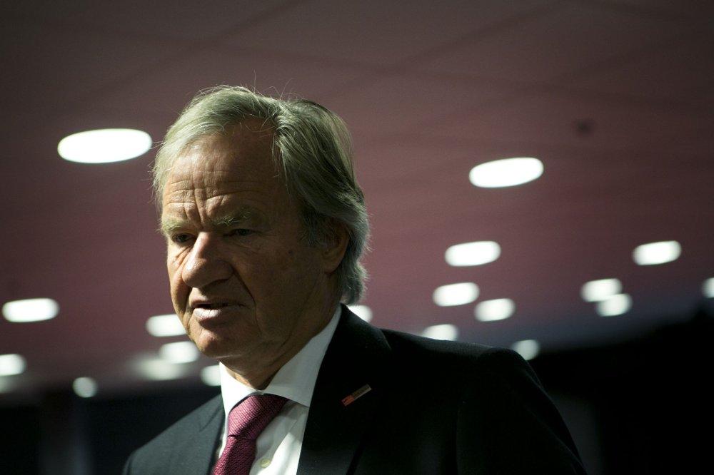 Administrerende direktør Bjørn Kjos.