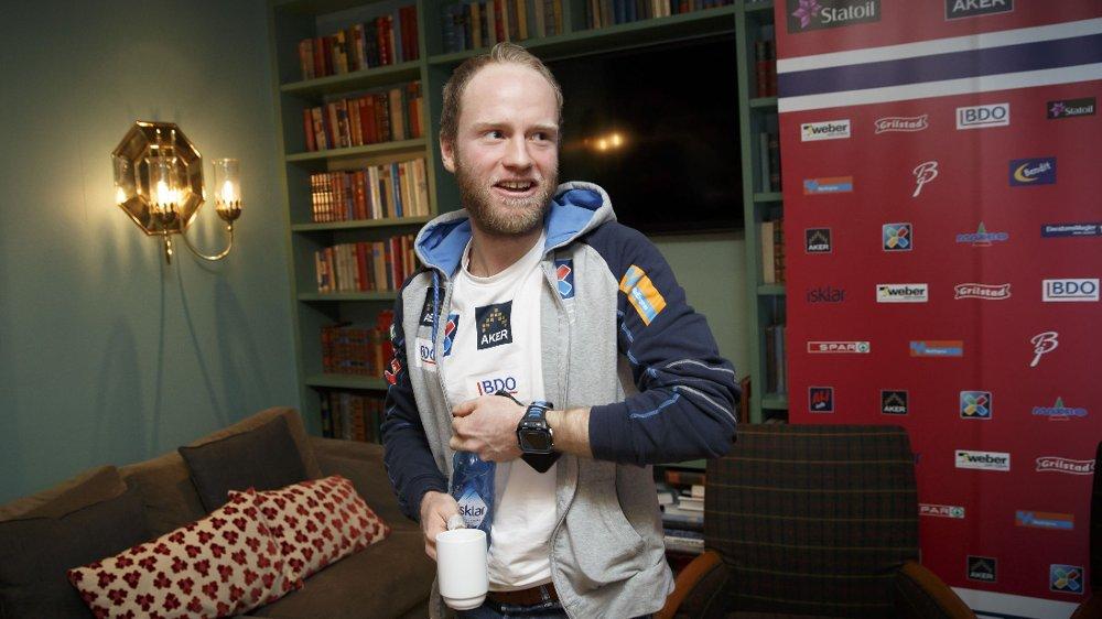 TIL FALUN: Martin Johnsrud Sundby reiser til den svenske VM-byen på fredag.
