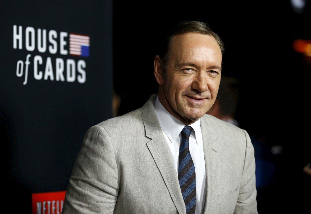 FRANK UNDERWOOD: Kevin Spacey ga opp Hollywood til fordel for London på toppen av sin kariere. Det har han ikke angret på.