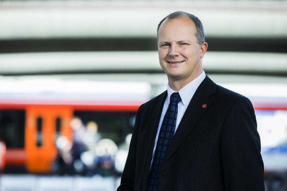 Samferdselsminister Ketil Solvik-Olsen.