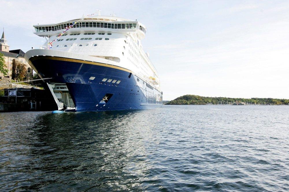 MANGE KAN MISTE JOBBEN: Politikernes beslutning om å la Color Line få bruke utenlandsk arbeidskraft på Kiel-fergene, opprører Sjømannsforbundet.