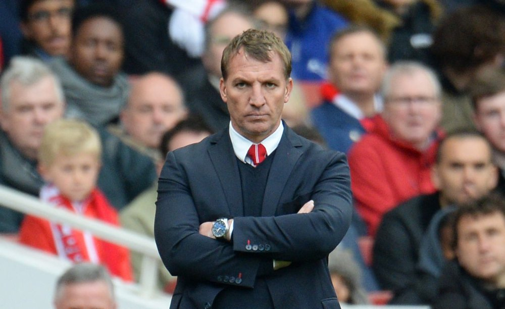 SKAL HANDLE: Brendan Rodgers.