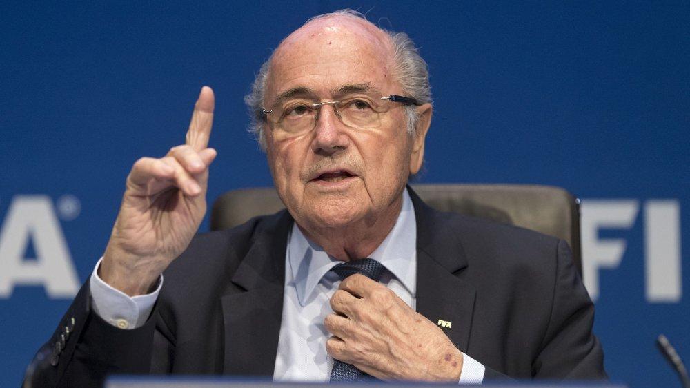 SNAKKET MED NOBELS FREDSSENTER: FIFA og Sepp Blatter virker å være lite fornøyd med at Nobels Fredssenter ikke ønsker å fortsette samarbeidet med FIFA.
