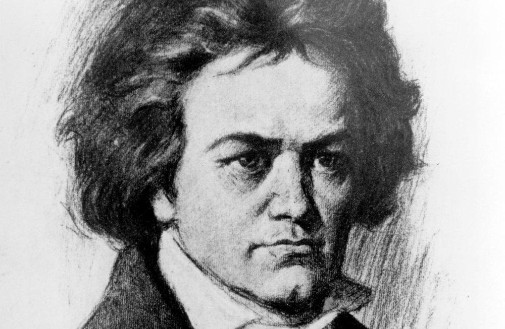 Verkene til den tyske komponisten Ludwig van Beethoven (1770-1827) høres anerledes ut i dag enn da de ble komponert. Foto: AP